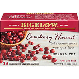 Bigelow® Cranberry Harvest Tea Bags 18-Count