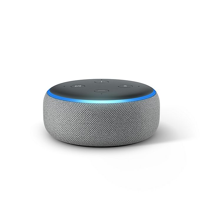Alternate image 1 for Amazon Echo Dot 3rd Generation