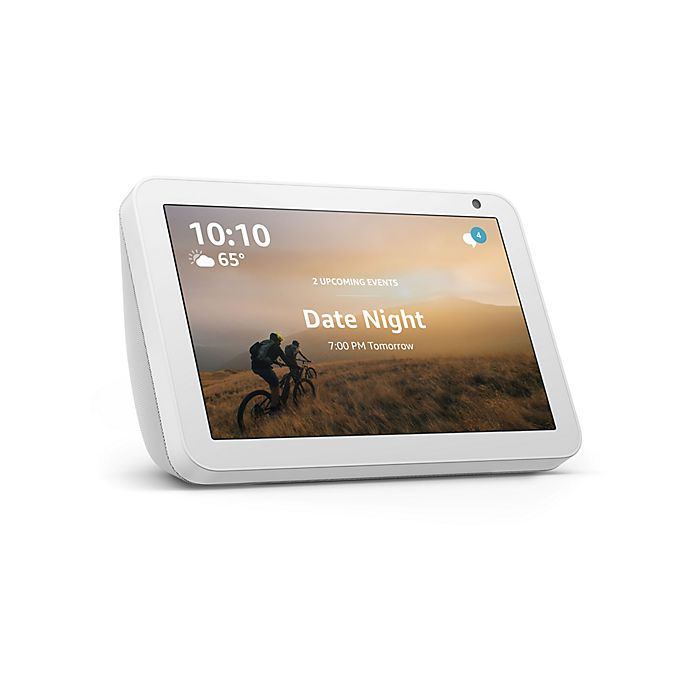 Alternate image 1 for Amazon Echo Show 8 in Sandstone