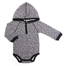 Kapital K™ Hooded Long Sleeve Bodysuit
