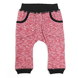 Kapital K™ Size 3-6M Knit Jogger Pant in Red/Black