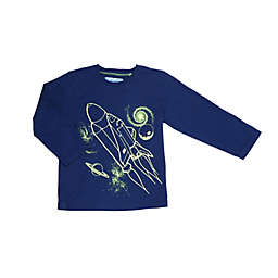Kapital K™ Spaceship Long Sleeve T-Shirt