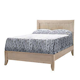 Milk Street Cameo Low Profile Footboard in Toast