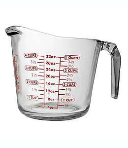 Taza medidora Anchor Hocking® de 4 tazas