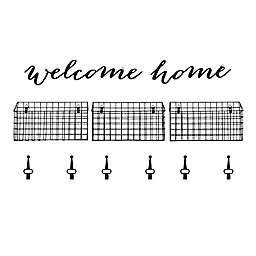 Prinz 10-Piece Entryway Welcome Home Curated Wall Set