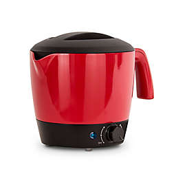 Dash® 1-Liter Electric Express Hot Pot in Red