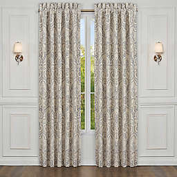 J. Queen New York™ Aidan 2-Pack 84-Inch Window Curtain Panels in Spa
