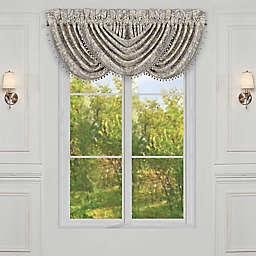 J. Queen New York™ Aidan Waterfall Window Valance in Spa