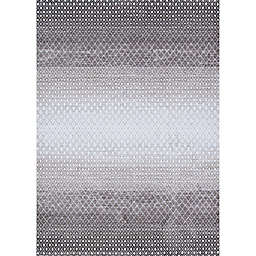 """Couristan Nomad Aheri 6'6"""" x 9'6"""" Area Rug in Earth"""