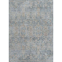 Couristan® Couture Renaissance 3'9 x 5'5 Accent Rug in Grey/Beige