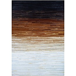 Couristan Chalet Homestead Area Rug in Multi/Dawn