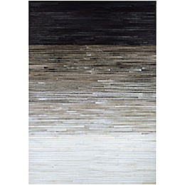 Couristan Chalet Homestead Area Rug in Multi/Dusk