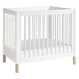 Babyletto Gelato 2-in-1 Mini Crib/Twin Bed in White