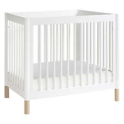 Babyletto Gelato 4-in-1 Mini Crib/Twin Bed in White