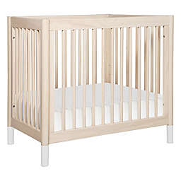 Babyletto Gelato 4-in-1 Mini Crib/Twin Bed in Natural