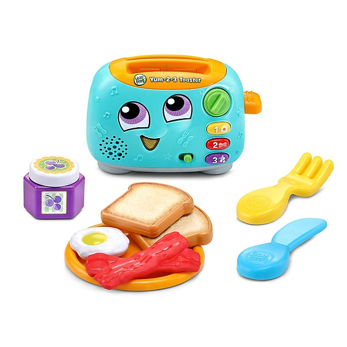 Alternate image 1 for LeapFrog® Yum-2-3 Toaster