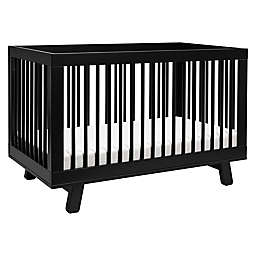Babyletto Hudson 3-in-1 Convertible Crib in Black