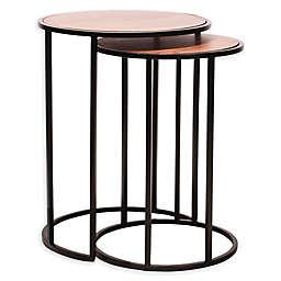 O&O by Olivia & Oliver™ 2-Piece Nesting Table Set