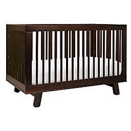 Babyletto Hudson 3-in-1 Convertible Crib in Espresso