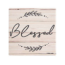 """Thirstystone® """"Blessed"""" Coaster"""