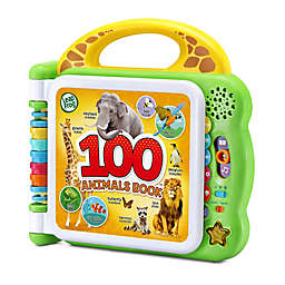 LeapFrog® 100 Animals Book