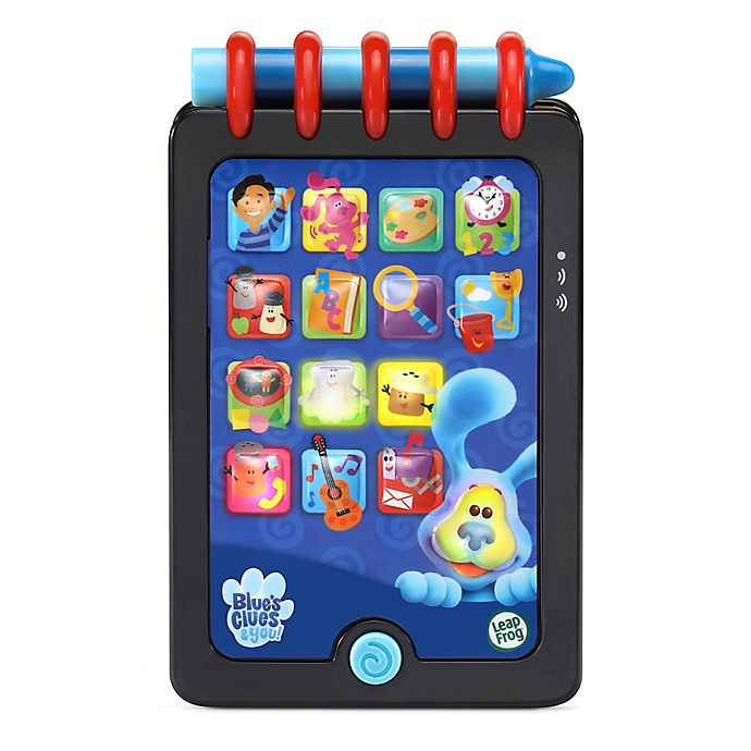 Alternate image 1 for LeapFrog® Blue's Clues™ Really Smart Handy Dandy Notebook