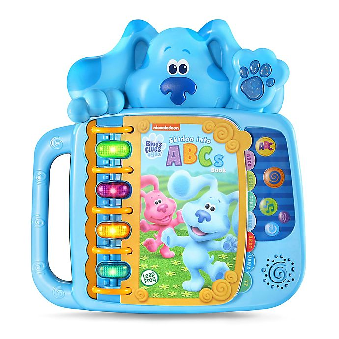 Alternate image 1 for Leapfrog® Blue's Clues & You!™ Skidoo into ABCs Book