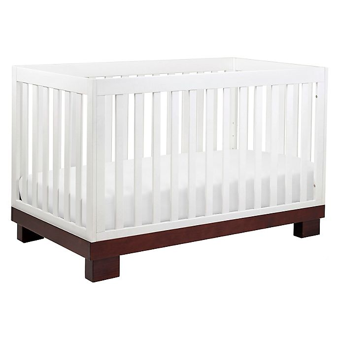 Alternate image 1 for Babyletto Modo 3-in-1 Convertible Crib