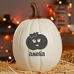 Halloween Characters Pumpkin