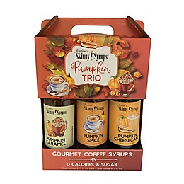Jordan's Skinny Syrups Pumpkin Collection Trio