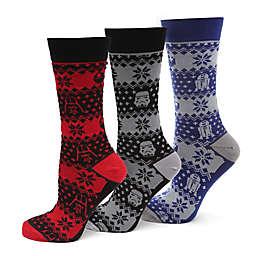 Star Wars™ Holiday 3-Pair Socks Gift Set