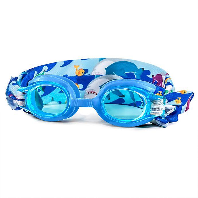 Alternate image 1 for Eye Pop Freestyle Kid's Swim Goggles in Blue