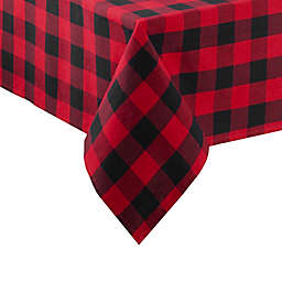 Farmhouse Living Holiday Plaid Tablecloth