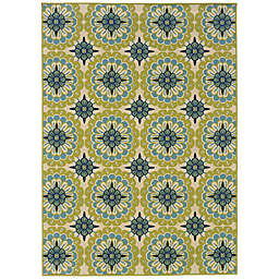 Cabana Bay Cannon Prescott Indoor/Outdoor Area Rugs
