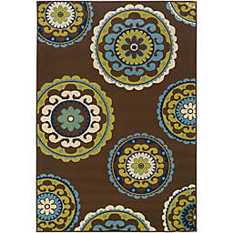 Cabana Bay Cannon Rabun Indoor/Outdoor Rug