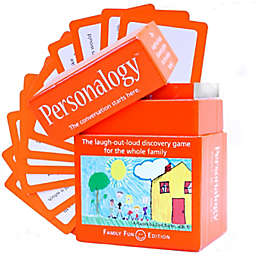 Continuum Games Personalogy Family Card Game