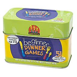 Continuum Games Beginner Dinner Games