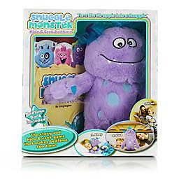 Continuum Games Snuggle Monster Hide & Seek Storybook & Sleep Aide in Purple