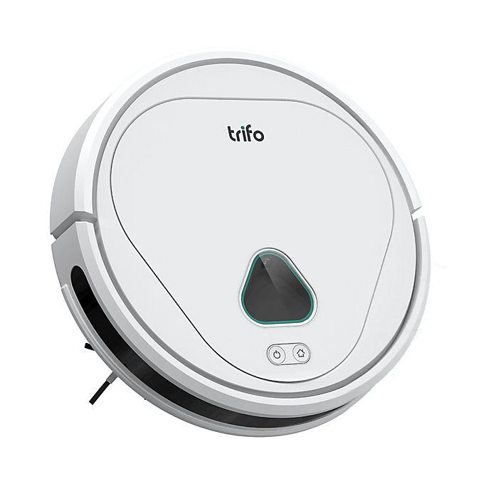 Alternate image 1 for Trifo Max Original Home Surveillance Robot Vacuum in White