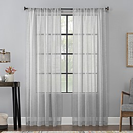 Scott Living™ Celeste Rod Pocket Window Curtain Panel