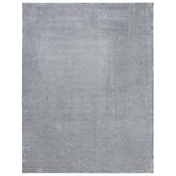 Safavieh Plain and Solid 8' x 10' Area Rug in Grey