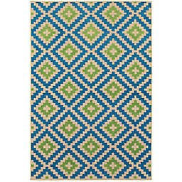 Cabana Bay Cavell Aachen Indoor/Outdoor Rug in Sand
