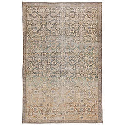 Jaipur Living Atkins 7'10 x 9'10 Area Rug in Gold/Green