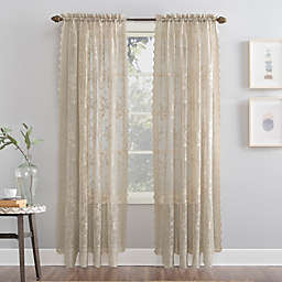 No. 918® Alison Floral Lace Window Curtain Collection