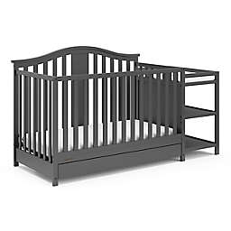 Graco Solano 4-in-1 Convertible Crib and Changer