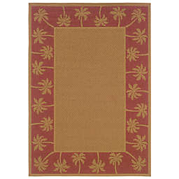 Cabana Bay Lakeview Palms Indoor/Outdoor Rug