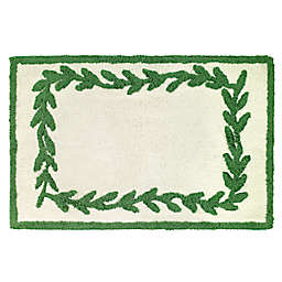 "Dena™ Home 20"" x 30"" Evergreen Bath Rug"