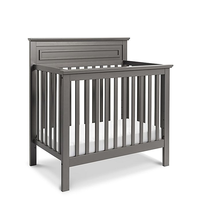 Alternate image 1 for DaVinci Autumn 4-in-1 Convertible Mini Crib