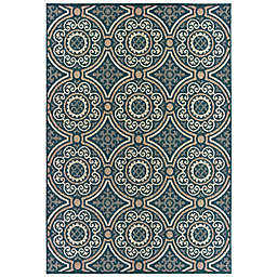 Cabana Bay Landor Simone Indoor/Outdoor Rug