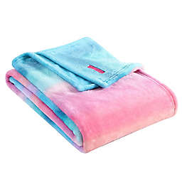 Ombre Ultra Soft Plush Throw